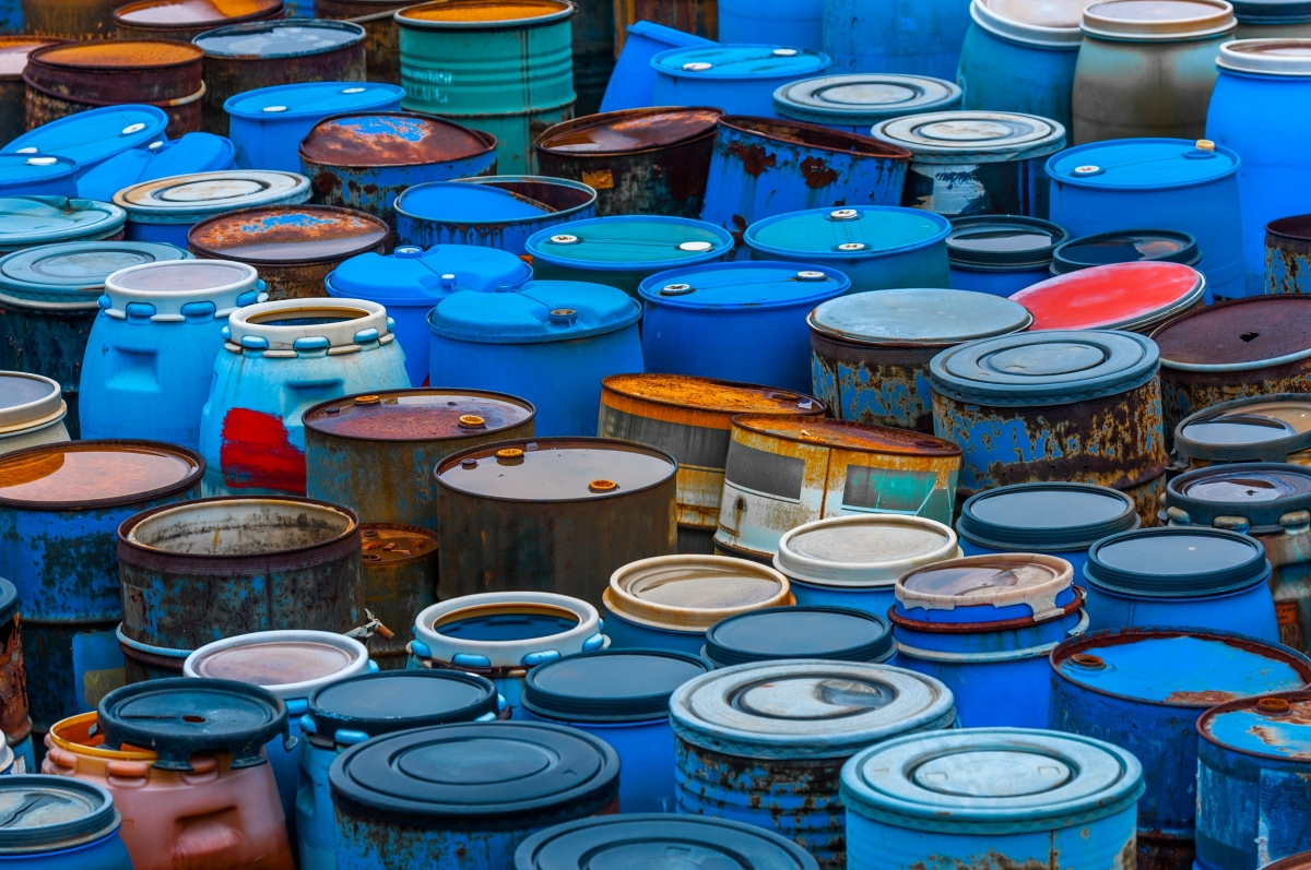 Paint Drums canstockphoto - Toxno