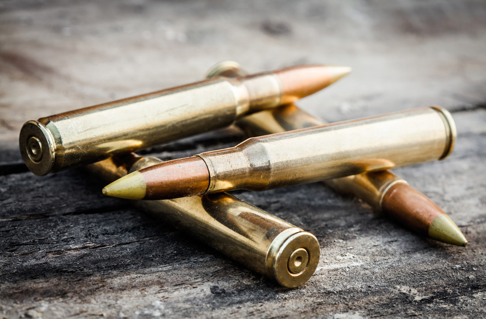 Bullets at shooting range © Toxno